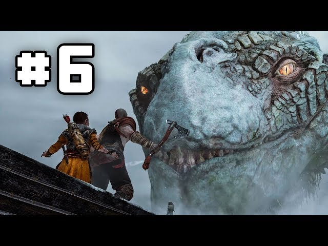 God of War 4 - EP 6 - A Strange Witch & The Wild Boar