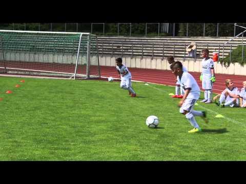 Imagefilm Real Madrid Foundation Clinics Germany