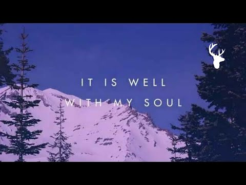 It Is Well (Lyric Video) // Kristene DiMarco // You Make Me Brave