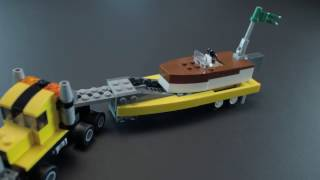 How to Build a Boat - LEGO Creator - Building Tips
