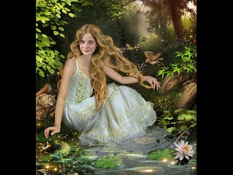 How to become a fairy (with INVISIBLE wings) - YouTube  How to become a...