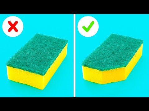 34 OUTSTANDING GRANDMA'S CLEANING TIPS