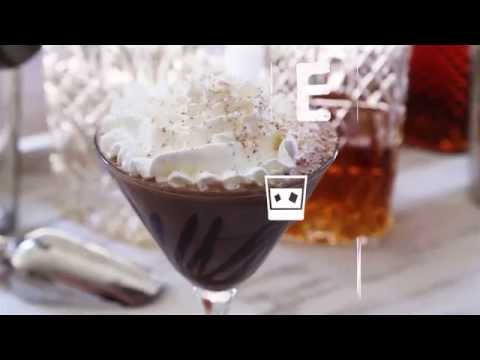 How To Make A Brandy Alexander | Frozen Cocktails | Allrecipes.com