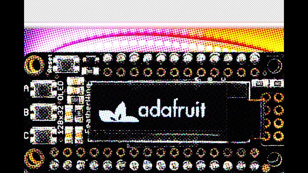 Adafruit NeoPixel Digital RGBW LED Strip - White PCB 144 LED/m [1m