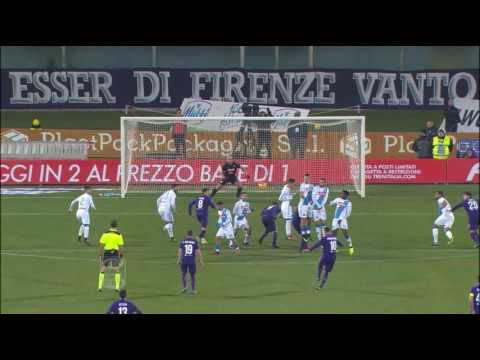 Fiorentina-Napoli 3-3 18a Giornata Serie A TIM 16/17 - HighLights
