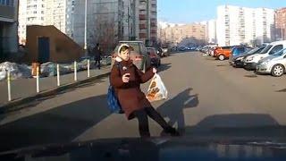 Идущие напролом или бессмертные пешеходы ч. 3