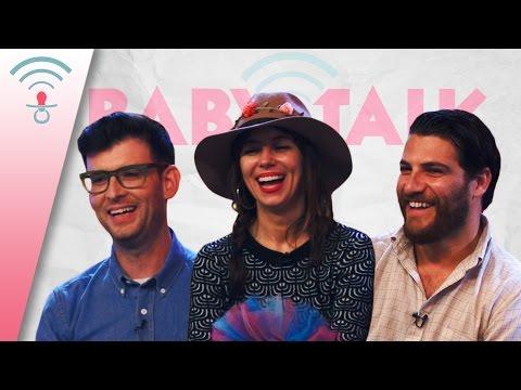 Moshe Kasher, Natasha Leggero, & Adam Pally  Baby Talk