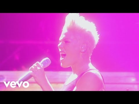 P!nk - Don't Let Me Get Me (from Live from Wembley Arena, London, England)
