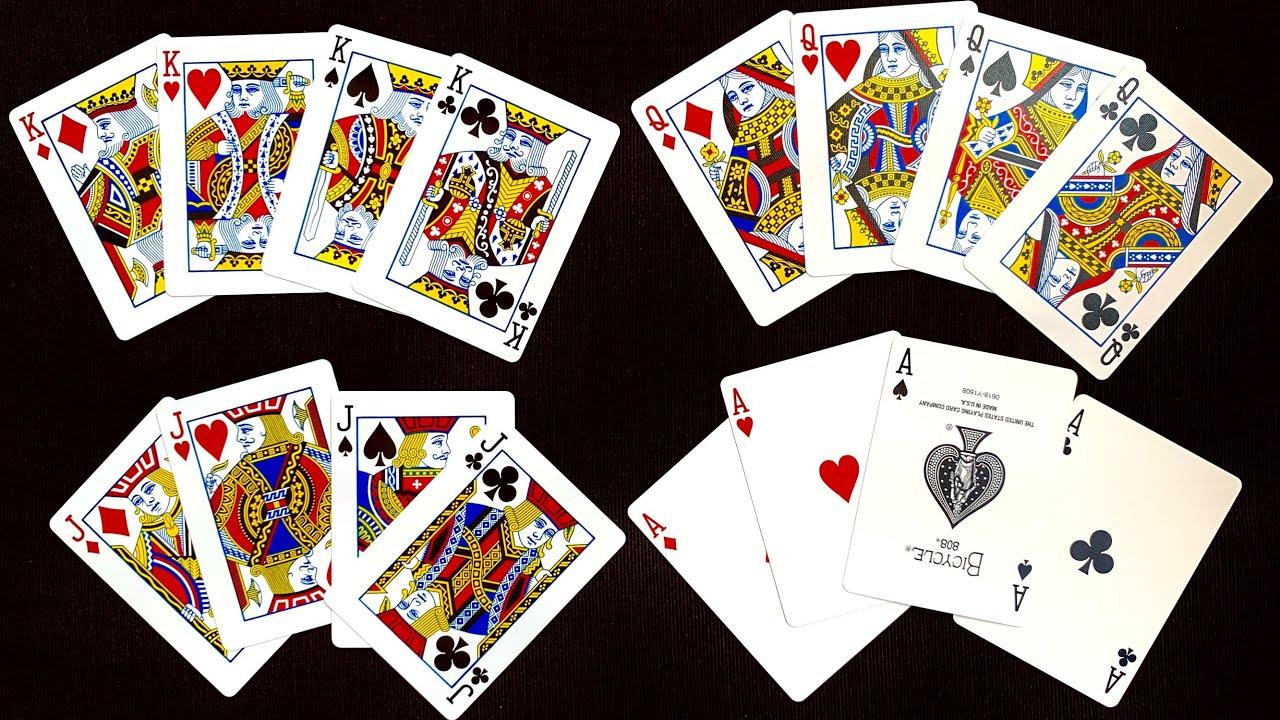 Какой фокус есть с картами и как в них играть как создать онлайн игру покер