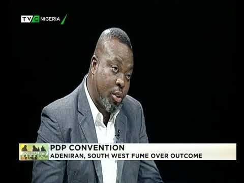 Journalists' Hangout Dec. 11th 2017 | PDP Convention