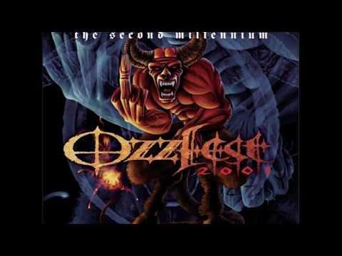 Death Blooms Mudvayne Live Ozzfest 2001 ~ The Second Millennium