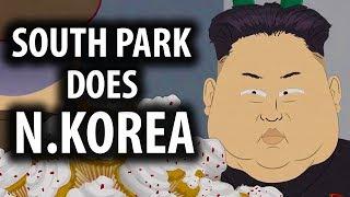South Park Does North Korea & Trump Explained