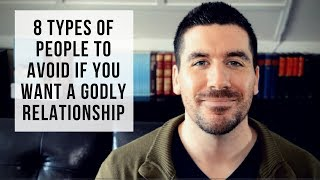 Red Flags: 8 Types of People to Avoid in Christian Dating and Marriage (Proverbs 26:12-28)