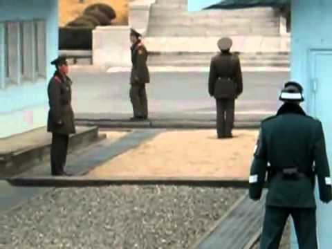 Arrival of North Korean Soilders to the DMZ