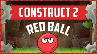 Создаем Red Ball в Construct 2