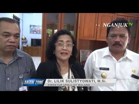 UT Aja,Ingin Kerja Sambil Kuliah, UPBJJ-UT Malang Jalin Kerjasama Dengan Pemkab Nganjuk/#UT