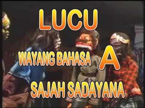 Wayang Golek Bobodoran Asep Sunandar Sunarya Bahasa A
