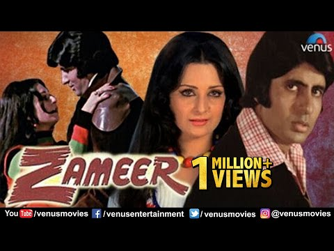 Zameer Hindi Full Movie | Amitabh Bachchan Full Movies | Bollywood Hindi Classic Movies