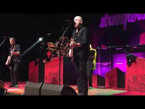 Stranglers w Lew Lewis - Old Codger - Southend-On-Sea - 23-March-2017