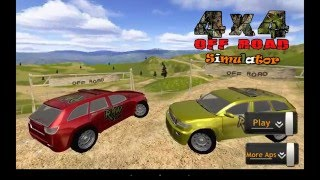 Offroad 4x4 Hill Climb Drive - HD Android Gameplay - Off-road games - Full HD Video (1080p)