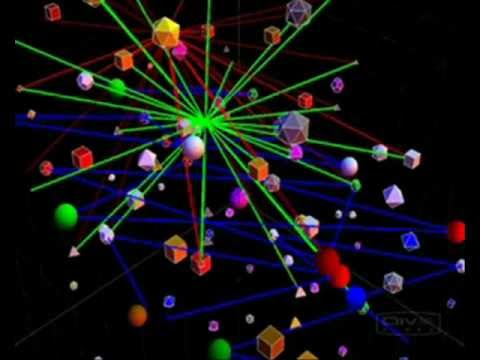 Watch Download Multiple Particles Tracking In A 4d Model