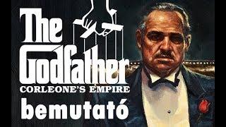 The Godfather: Corleone`s Empire - társasjáték bemutató