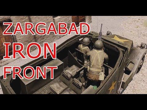 German Zargabad Assault! Arma 3 Zeus Iron Front ops