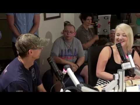 2016 ACM Lifting Lives Music Camp: Seacrest Studios with Raelynn