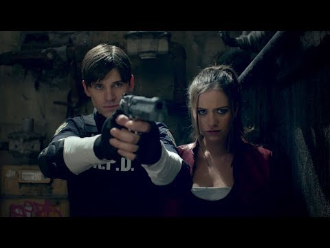 NEW LIVE ACTION RESIDENT EVIL 2 TRAILER BRINGS THE HORROR OF RACOON CITY TO LIFE!