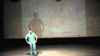 (Cuentero) (Narrador Harry Marin), Cuento Jinúpuruarra, relato de los embera catio.