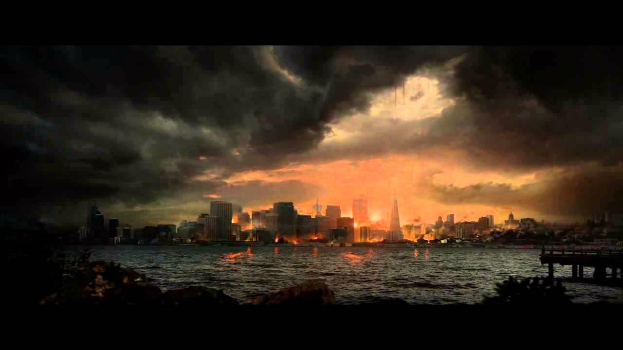 Годзилла (Godzilla) — Дублированный трейлер