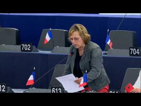 Dominique Blide sur la stratégie de l'UE pour la région alpine