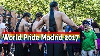Фото ЛГБТ-ПАРАД Всемирный парад гордости в Мадриде