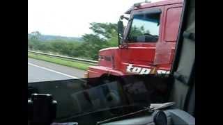 Scania 142H V8