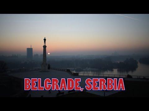 Bitesize Belgrade   Travel Vlog   Travelling Tom
