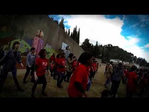 Flashmob Escola Pia Moià 2013