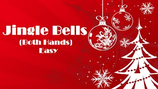 Jingle Bells Easy Piano Tutorial - How To Play Mp3