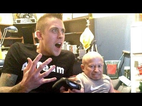 Thumbnail: Hangin Out with Mini Me!!