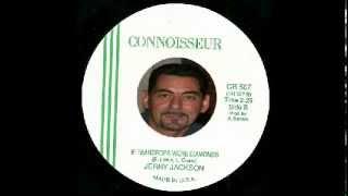 Jerry Jackson - If Teardrops Were Diamonds - Connoisseur 507