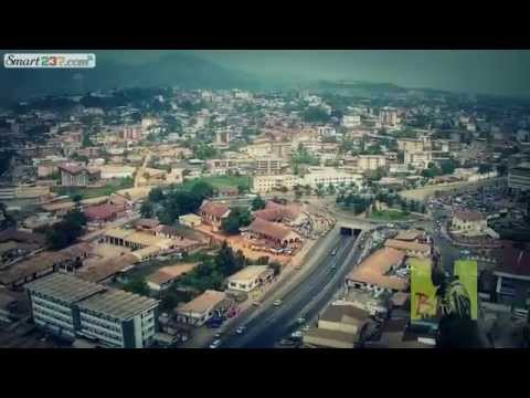Yaounde by CamairDroneBoy