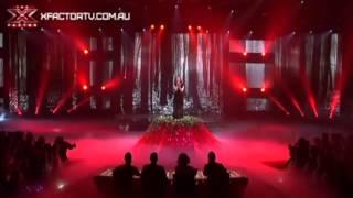 Bella Ferraro - Shake it Out - Live Show 6