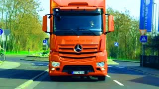 Mercedes-Benz Antos - trucks you can trust