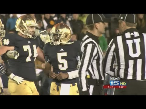Everett Golson named to Davey O