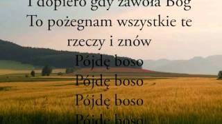 Zakopower - Boso - tekst