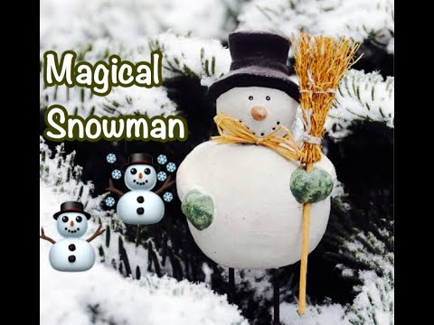 Magical Snowman - Children's Bedtime Story/Meditation