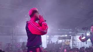 BINZ - KRAZY | SNEAKER FEST 2018 | LIVE PERFORMANCE