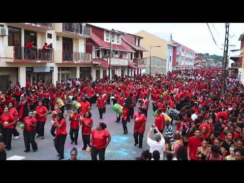 MayouriTchoNèg Diables Carnaval Guyane