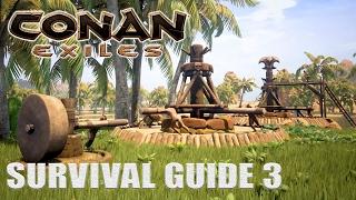 CONAN EXILES ★ Survival Guide 3 | ALLES! rund um Sklaven und Völker [Deutsch | German]