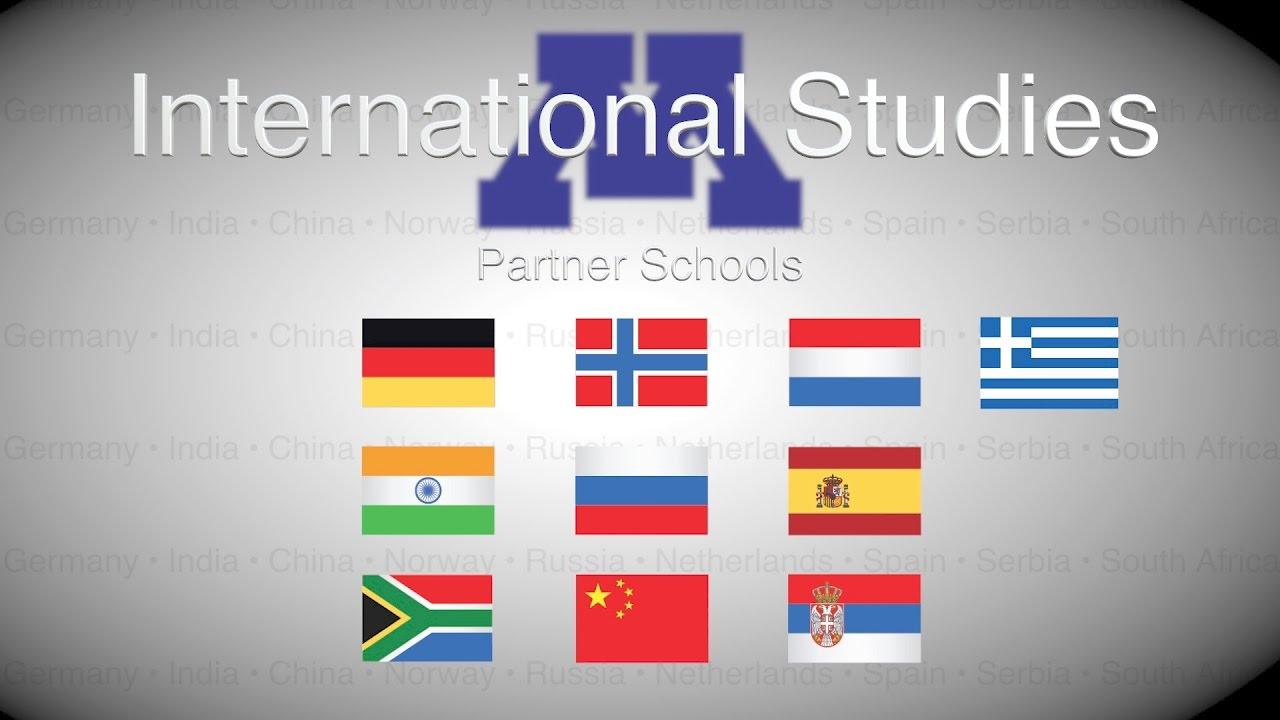 High School International Studies   Minnetonka Public Schools
