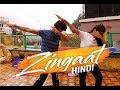 Zingat Hindi song choreography
